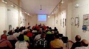 Presentación 4/9/2015 en Bocairent